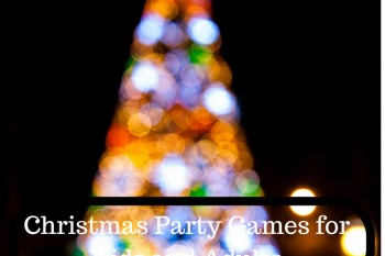 Christmas Games for Kids and Adults