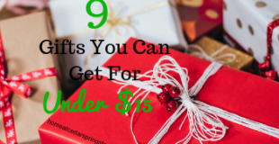 9 Gifts You Can Get For Under 15 Dollars