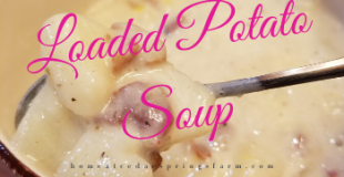 ultimate loaded potato soup