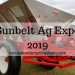 The Sights and Sounds of the Sunbelt Ag Expo 2019
