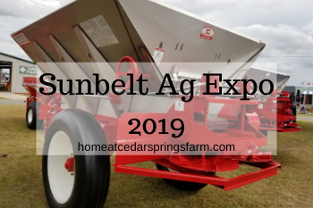 Sunbelt Ag Expo 2019